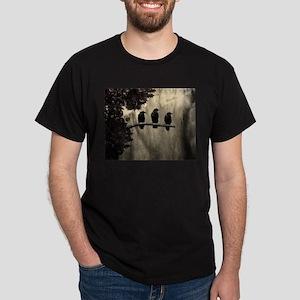 Three On A Branch T-Shirt