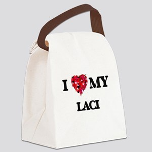 I love my Laci Canvas Lunch Bag