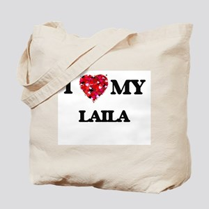 I love my Laila Tote Bag