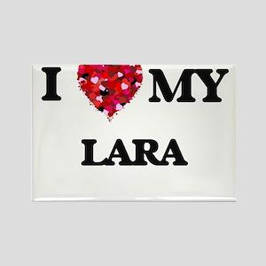 I love my Lara Magnets