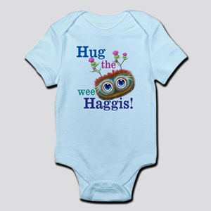 Hug The Wee Haggis Body Suit