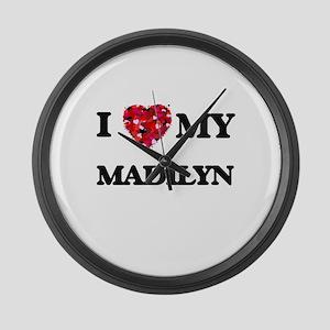 I love my Madilyn Large Wall Clock