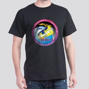 HTV-1 Program Logo Dark T-Shirt