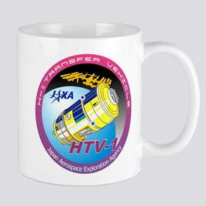 HTV-1 Program Logo Mug