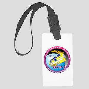 HTV-1 Program Logo Large Luggage Tag