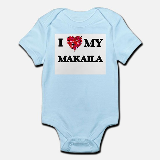 I love my Makaila Body Suit