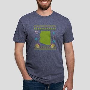 Arizona Christmas Ugly Shirt T-Shirt