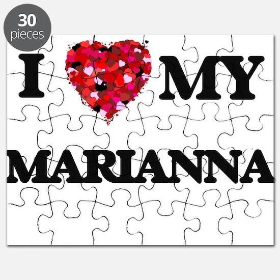 I love my Marianna Puzzle
