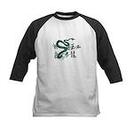 Jade Dragon Kids Baseball Jersey