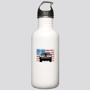 Street Racing American Stainless Water Bottle 1.0L