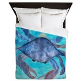 Blue crab art Full / Queen