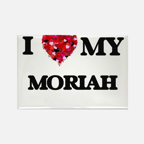 I love my Moriah Magnets