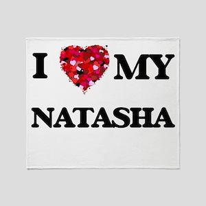 I love my Natasha Throw Blanket