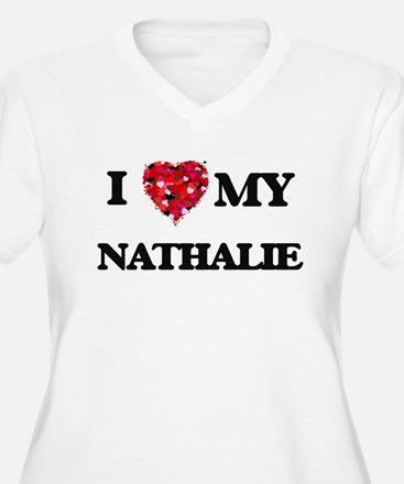 I love my Nathalie Plus Size T-Shirt
