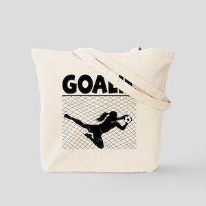 GOALIE (both sides) Tote Bag