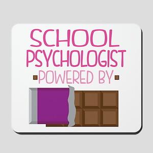 School Psychologist Mousepad