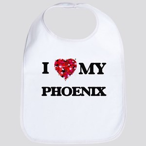 I love my Phoenix Bib