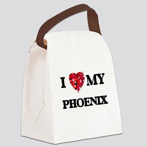 I love my Phoenix Canvas Lunch Bag