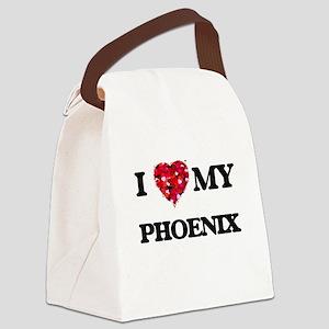 I love my Phoenix Canvas Lunch Bag