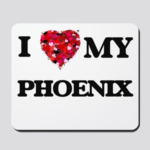 I love my Phoenix Mousepad