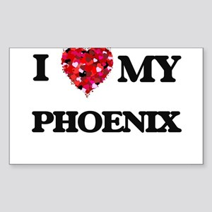 I love my Phoenix Sticker