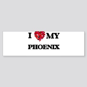I love my Phoenix Bumper Sticker