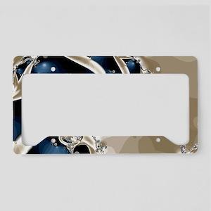 Osteodiplopada License Plate Holder