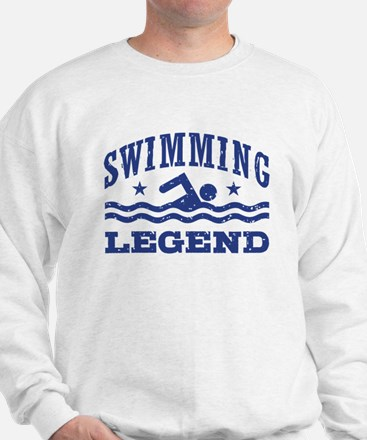 Swimming Legend Sweatshirt