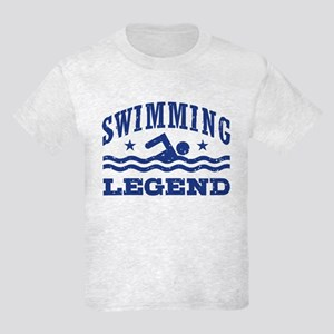 Swimming Legend Kids Light T-Shirt