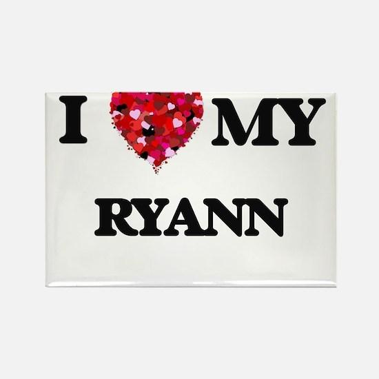 I love my Ryann Magnets