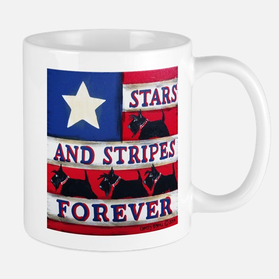 American Scotties Mugs