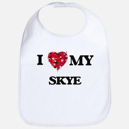 I love my Skye Bib