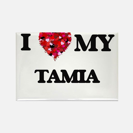 I love my Tamia Magnets