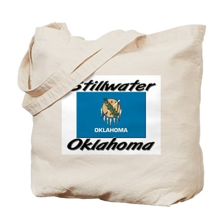 Stillwater Oklahoma Tote Bag