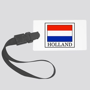 Holland Large Luggage Tag