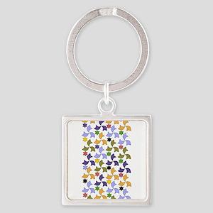 Square Keychain