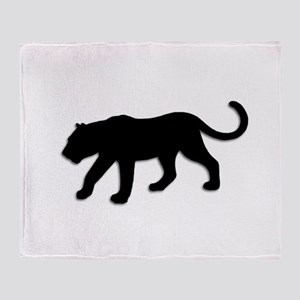Black Panther Throw Blanket