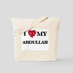 I love my Abdullah Tote Bag