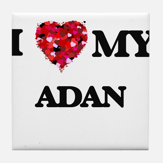 I love my Adan Tile Coaster