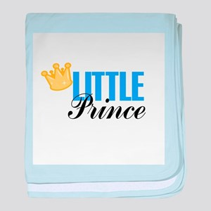 Little Prince baby blanket