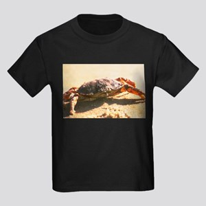 Crab on The Beach Photograph T-Shirt