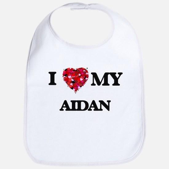 I love my Aidan Bib