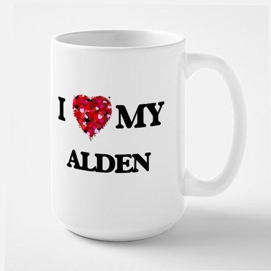 I love my Alden Mugs