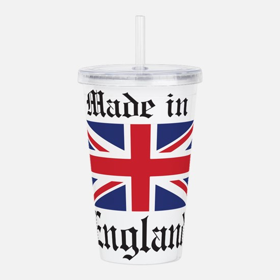 Made in England Acrylic Double-wall Tumbler