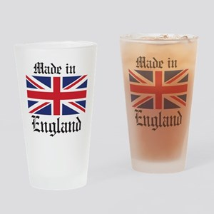 Made in England Drinking Glass