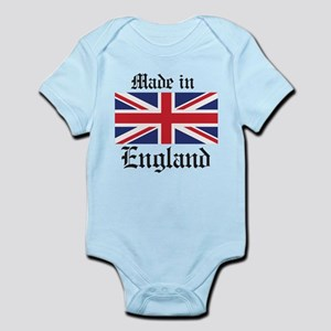 Made in England Body Suit