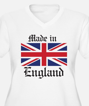 Made in England Plus Size T-Shirt
