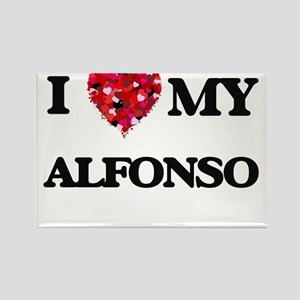 I love my Alfonso Magnets