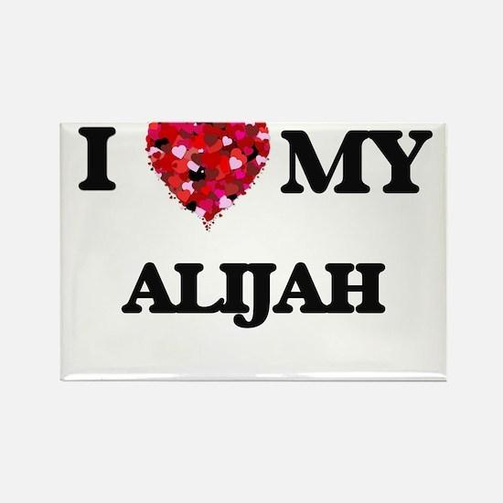 I love my Alijah Magnets