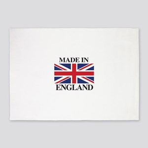 Made in ENGLAND 5'x7'Area Rug
